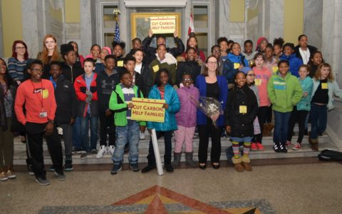 April 13, 12:30pm: Students to rally at DC Council as time runs out for carbon bill