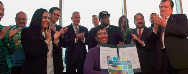 Achieving the DC climate goals – we can do it!