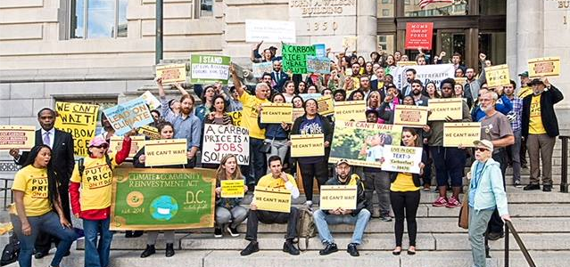 CCAN Action Fund Statement: D.C. Councilmember Mary Cheh Introduces Climate Bill that Excludes Carbon Price