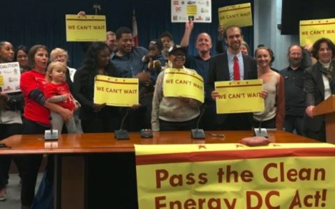DC Councilmember Mary Cheh to Announce Strongest Climate Bill in the Country