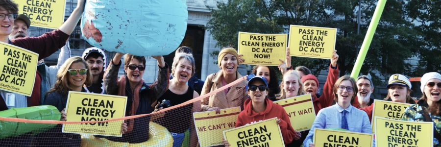 Clean Energy DC Act Set to Spike Down an Endless Summer